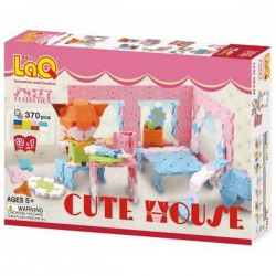 Laq Collection Sweet La maison de Kitty