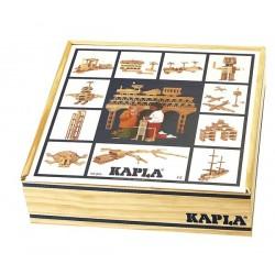 Kapla coffret de 100 pièces