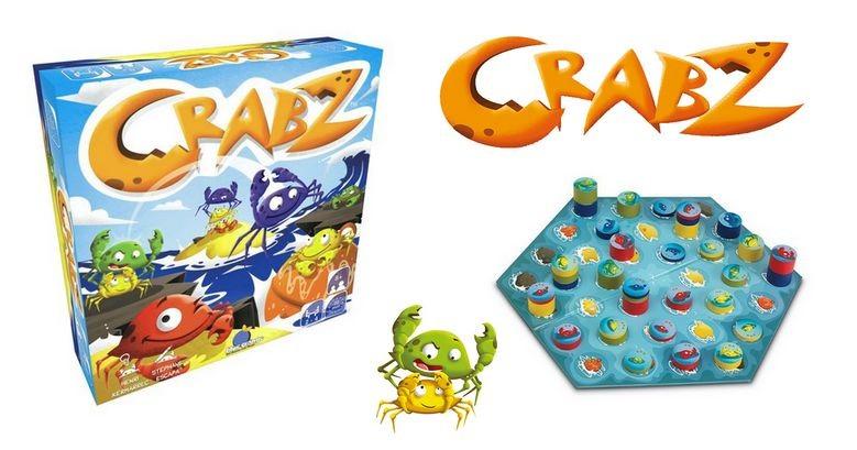Crabz, jeu de stratégie