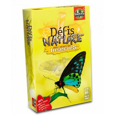 Défi Nature : Les insectes
