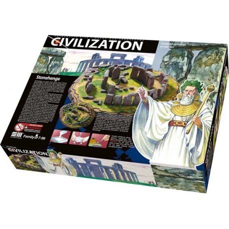 Kit de bricolage Stonehenge