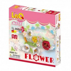 LaQ Collection Sweet Fleurs