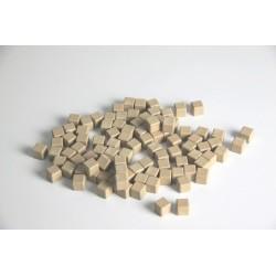 Matériel de numération base 10 en bois recyclé : 100 unités