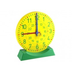 Horloge éducative 27 cm