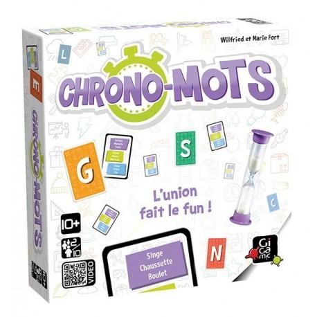 Chrono Mots