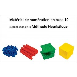 Matériel Base 10 Méthode Heuristique