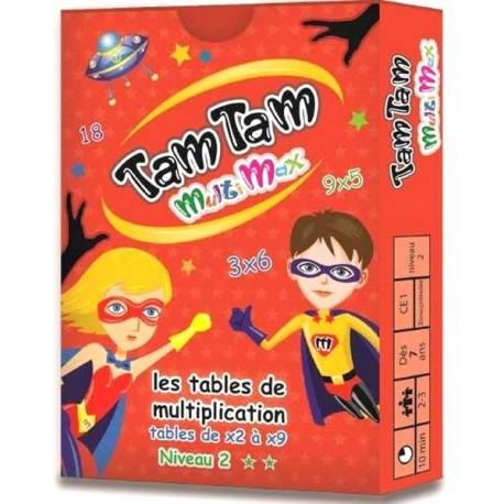 TamTam Multimax niveau 2