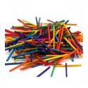 1000 Allumettes multicolores