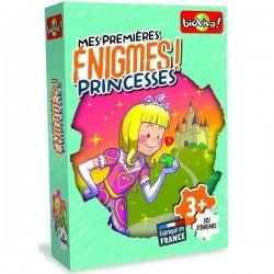 Mes premières énigmes : Princesses Bioviva