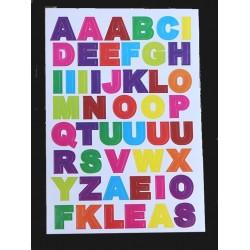Lettres adhésives