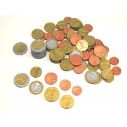 Lot de 80 pièces de monnaie