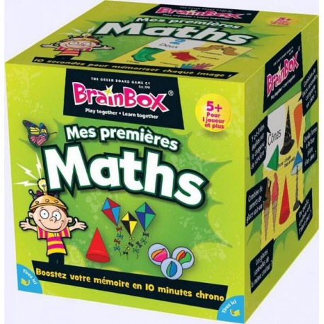 Brain Box Maths