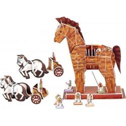 Maquette Cheval de Troie