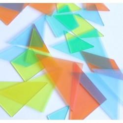 Ensemble de 4 Tangrams