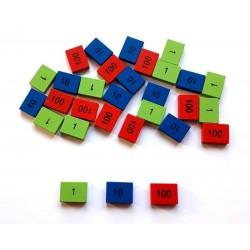Timbres Inspiration Montessori n°1