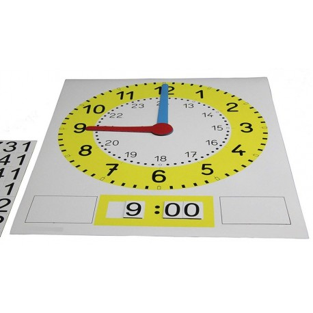 Horloge Magnétique