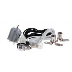 Kit de montage électrique avec moteur n°2
