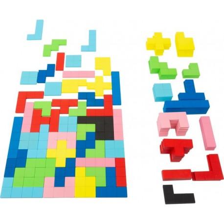 Puzzle en bois Tétris