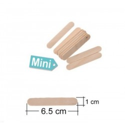 Mini Bâtons de bois
