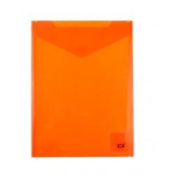 2 Enveloppes Polypropylène A4 fermeture verticale