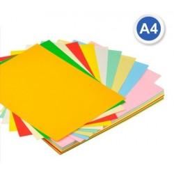 100 Feuilles A4 de couleur 80 g