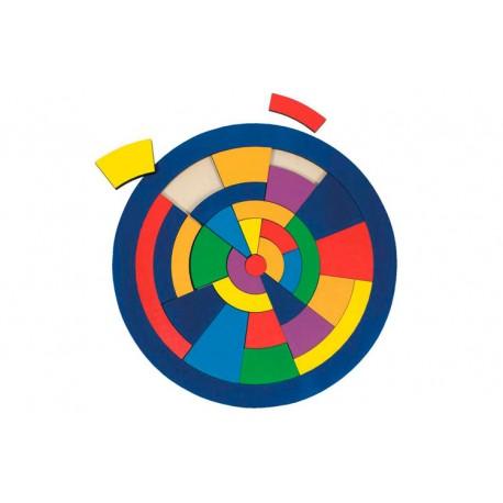 Puzzle Arc de Cercle
