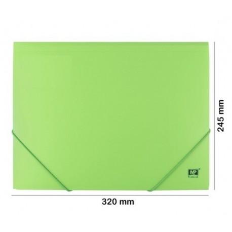 Pochette à élastiques 3 rabats format A4