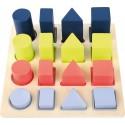Puzzle de Classement géométrique