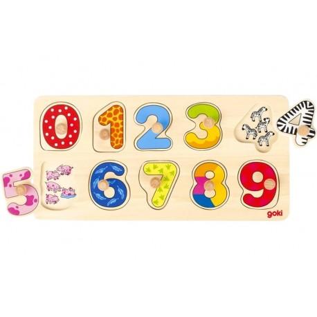 Puzzle Apprendre à compter