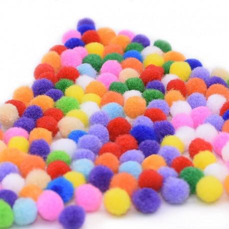 Pompoms 15 mm