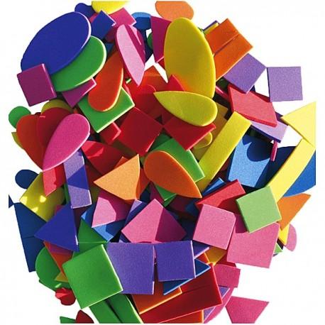 200 Formes géométriques en mousse