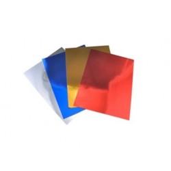 Papier métallisé 4 couleurs