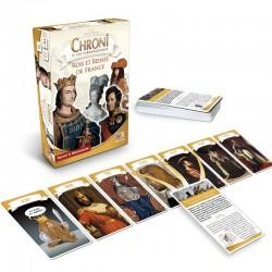 Chroni Cards L'histoire des rois et des reines