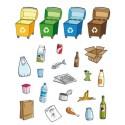 Stickers Recyclage