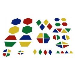 Fractions Hexagone
