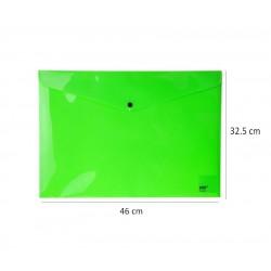 Lot de 2 enveloppes en polypropylène A3