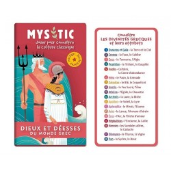 MYS'TIC Dieux et Déesses du monde grec