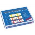 Maths Dominos de 1 à 100 Série B