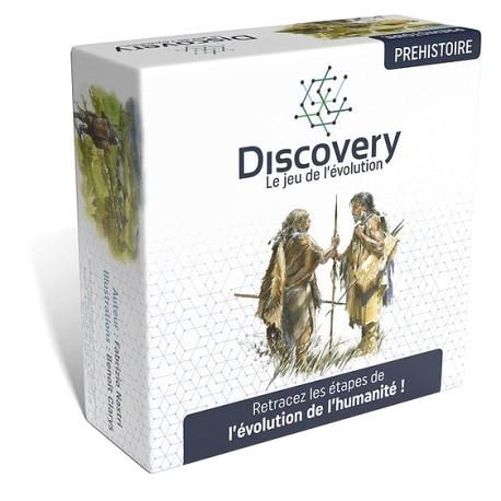 Discovery La Préhistoire