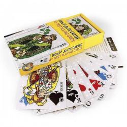 Mon premier jeu de cartes