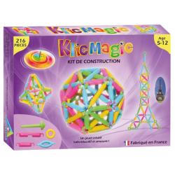 Klic Magic couleur pastel 216 pièces
