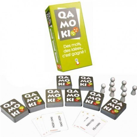 Qamoki
