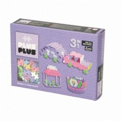PlusPlus Box Mini Pastel 220  3 en 1