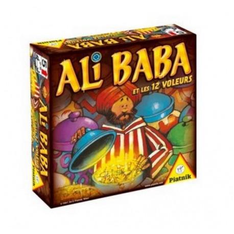 Ali Baba et les 12 voleurs